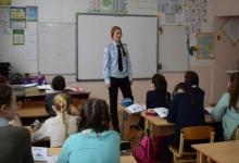 «Минутки» безопасности» для парфеньевских школьников