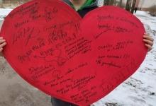В Сафоновском районе прошла акция «Сердце безопасности дорожного движения»