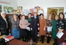 Сотрудники ОГИБДД по Ирафскому району провели обучающий семинар, в котором приняли участие воспитатели дошкольных учреждений