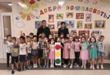 Мастер-класс по изготовлению световозвращателей в детском саду