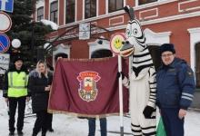 В Елабужском районе Татарстана прошло профилактическое мероприятие на знание ПДД, приуроченное к 100-летию ТАССР