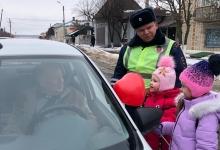 В Белгородской области активные дошкольники призвали сохранить жизни детей - участников дорожного движения