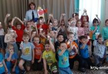 Карабашские детсадовцы встретились с инспектором ГИБДД