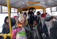 В Петровске проходит профилактическое мероприятие ГИБДД «Маленький пассажир – большая ответственность!»