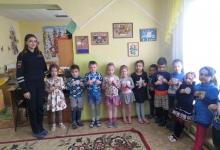 В Баргузинском районе сотрудники Госавтоинспекции провели акцию «Стань ярче»