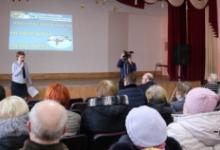В Брянске продолжает работу образовательный проект, направленный на повышение безопасности пожилых людей на дорогах
