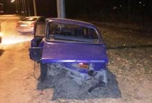 В Грязинском районе в столкновении автомобилей пострадали водитель и пассажирка «семерки»