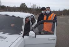 В Томской области сотрудники Госавтоинспекции провели акцию «Безопасный переезд»