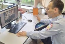В Кемерове инспекторы ГИБДД проводят со школьниками онлайн-занятия