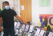 Автоинспекторы и владельцы торговых точек по продаже велосипедов Хакасии напоминают покупателям о правилах для велосипедистов