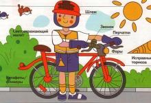 «Велосипедисты, соблюдайте ПДД!»