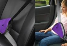 Адаптеры ремня безопасности не являются детскими удерживающими устройствами