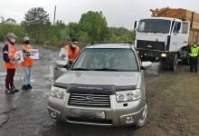 В Томской области сотрудники Госавтоинспекции особое внимание уделяют контролю за соблюдением правил проезда железнодорожных переездов