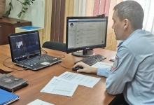 Руководитель ГИБДД Красноярска провел он-лайн совещание с педагогами