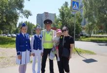 Госавтоинспекция региона информирует граждан о профилактическом мероприятии «Юный пешеход»