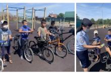 Осторожно! Дети – велосипедисты!