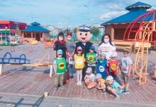 Салехардские автоинспекторы провели урок безопасности в детском саду