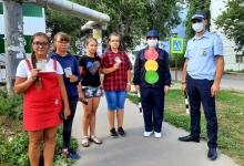 В Международный день светофора Сызранские автоинспекторы провели профилактическую акцию