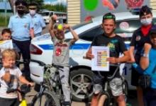 В Подмосковье продолжается профилактическая работа с несовершеннолетними водителями вело- и мототранспорта