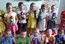 В Красноярском крае около тысячи дошкольников отметили Международный день светофора