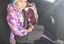Использую ремень безопасности в машине