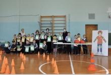 В «Единый день безопасности дорожного движения» в сельских школах Гагаринского и Смоленского районов проведено мероприятие «Мы за безопасность на дорогах!»