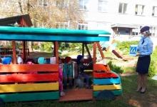 В Смоленском районе дошкольные образовательные организации становятся площадками по изучению с детьми правил безопасного поведения на дороге