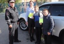 В Малоярославце сотрудники полиции провели профилактическую акцию «Фликер»