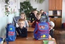 В Лесосибирске учащиеся православной гимназии присоединились к акции «Сверкаем вместе!»