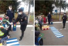 Актуальность обучения детей дошкольного возраста правилам дорожного движения