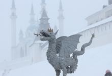 В Татарстане синоптики объявили о штормовом предупреждении