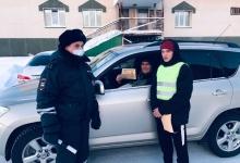 Сотрудники Госавтоинспекции Шурышкарского района рассказали водителям как подготовиться в дальнюю поездку
