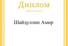"""Мой диплом за конкурс """"Мы - за дорожную безопасность"""""""