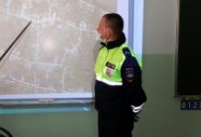 На Ставрополье на занятиях по дорожной безопасности школьники рисуют путь домой на спутниковых картах