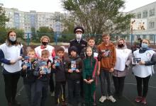 Сотрудники Госавтоинспекции Тольятти на постянной основе ведут работу по профилактике дорожных происшествий с детьми