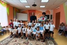 Сотрудники пензенской Госавтоинспекции провели для дошкольников профилактическое мероприятие «Азбука безопасности»