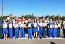 В Липецкой области «Веселое колесо» стало уроком дорожной грамоты для сельских школьников