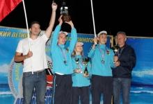 Юные автомобилисты из Татарстана выиграли всероссийские соревнования в Анапе