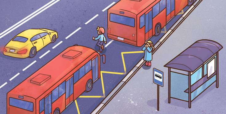 Конкурс рисунков «Берегись автомобиля!»