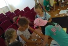 Интересную программу по ПДД провели для ребят в Карабашском ДК