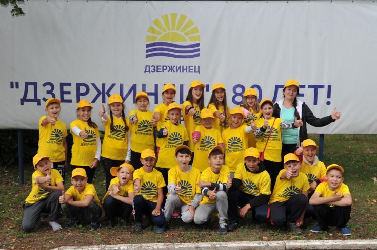 В детском лагере «Дзержинец» стартовала профильная смена юных инспекторов движения