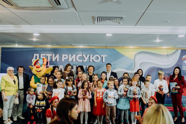 """Фоторепортаж торжественного награждения активистов портала """"Сакла"""""""