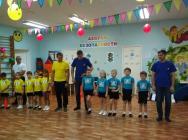 В Татарстане педагоги провели для дошколят и их родителей квест по безопасности дорожного движения