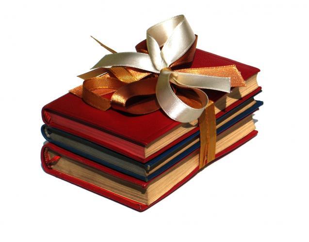Сегодня Международный день дарения книг
