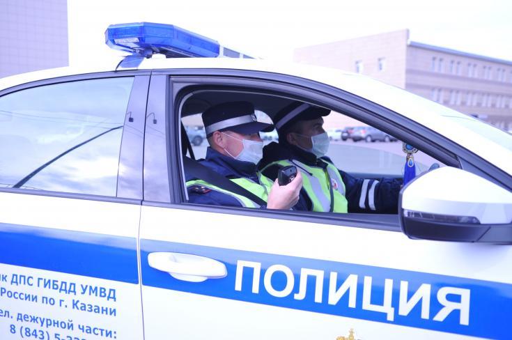 Сотрудники Госавтоинспекции Татарстана спасли ребёнка