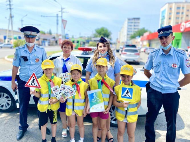 Сотрудники ГИБДД Татарстана проводят ликбезы по дорожной безопасности