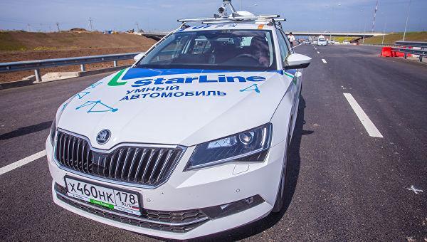В ГИБДД не исключают появления беспилотных такси и общественного транспорта