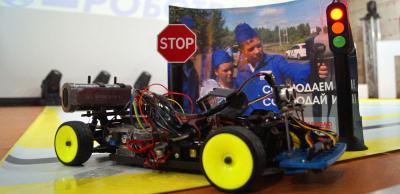 В Томской области юные изобретатели представили разработки, направленные на повышение безопасности дорожного движения