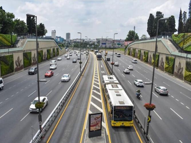 В Казани могут запустить метробусы - специальные скоростные автобусы на выделенных полосах.