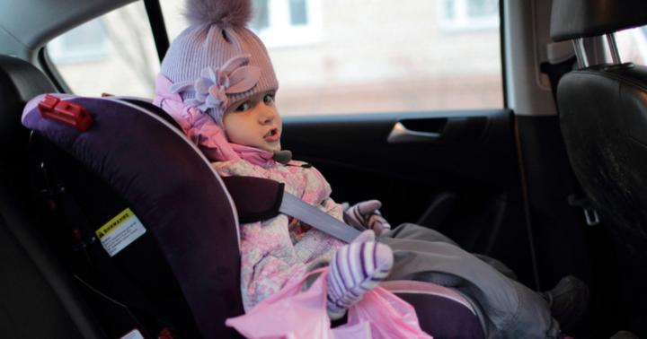 Госавтоинспекция города Саяногорска проводит оперативно - профилактическое мероприятие «Детское автокресло»